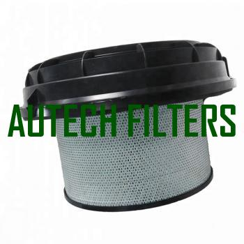 Heavy duty truck air filter AF26165 C411776 0040942504 P785542 E497L